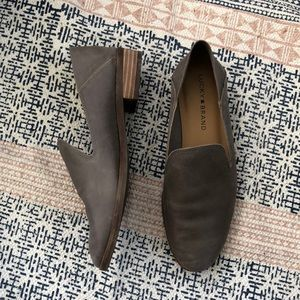 Lucky Brand Leather Cahill Flats